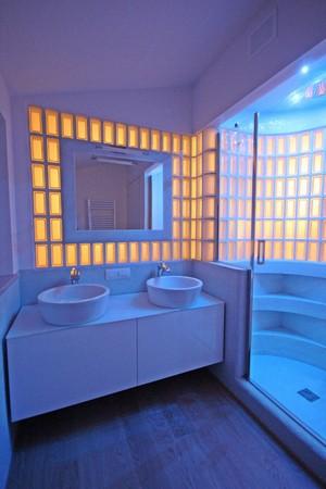 Box doccia in vetrocemento tutto su ispirazione design casa - Box doccia vetrocemento ...