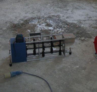 Massetto tradizionale sabbia e cemento sp cm 4 - Massetto tradizionale ...